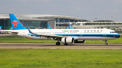 B-307L - Airbus A321-253N - China Southern Airlines
