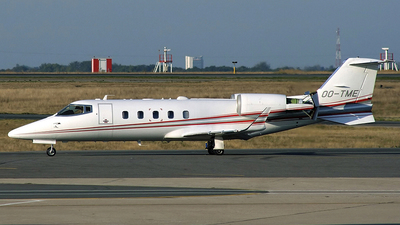 OO-TME - Bombardier Learjet 60 - Private