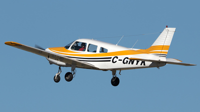 C-GNYK - Piper PA-28-151 Cherokee Warrior - Private