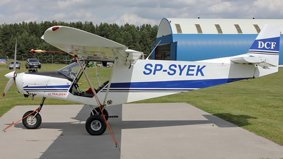 SP-SYEK - Trophy TT-2000 STOL - Private