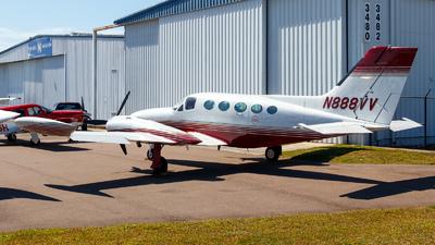 A picture of N888VV - Cessna 421B - [421B0550] - © Oliver Richter