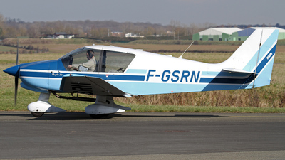 F-GSRN - Robin DR400/120 Dauphin 2+2 - Private