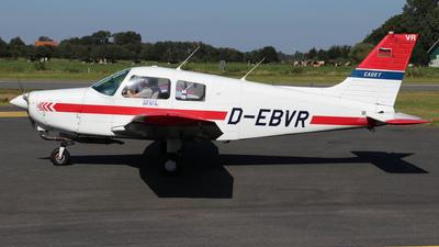 D-EBVR - Piper PA-28-161 Cadet - Private