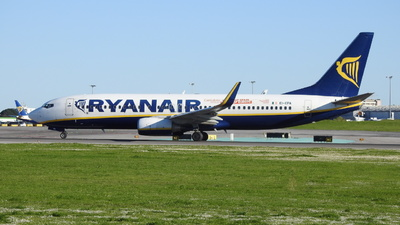 A picture of EIEPA - Boeing 7378AS - Ryanair - © Rui J Pais