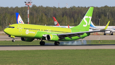 A picture of VPBNG - Boeing 73783N - S7 Airlines - © ShipSash