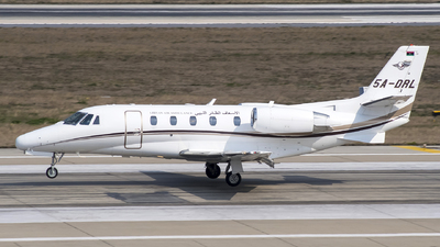 5A-DRL - Cessna 560XL Citation XLS - Libya - Air Ambulance