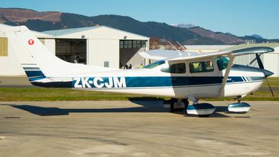 ZK-CJM - Cessna 182Q Skylane II - Private