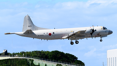 5071 - Lockheed P-3C Orion - Japan - Maritime Self Defence Force (JMSDF)