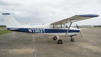 A picture of N7383T - Cessna 172A Skyhawk - [46983] - © Javier Vera
