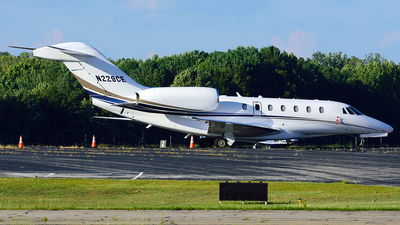 N229CE - Cessna 750 Citation X - Private