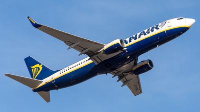 EI-EMR - Boeing 737-8AS - Ryanair