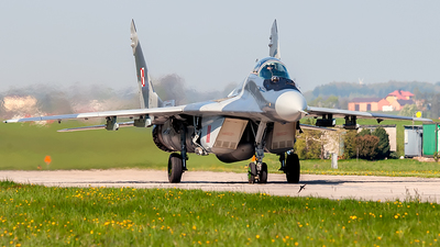 111 - Mikoyan-Gurevich MiG-29A Fulcrum A - Poland - Air Force