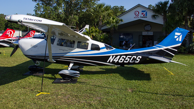 A picture of N465CS - Cessna T206H Turbo Stationair - [T20609165] - © Hector Rivera - Puerto Rico Spotter