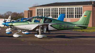 D-EMHU - Cirrus SR22T-GTS G6 Platinum - Private