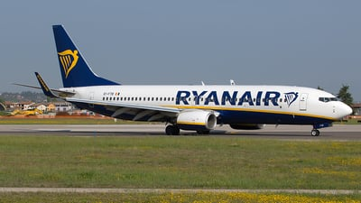 EI-FTB - Boeing 737-8AS - Ryanair