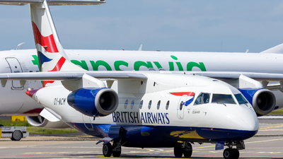 A picture of OYNCM - Dornier 328300 JET - British Airways - © Dutch