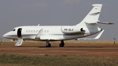 PR-DLX - Dassault Falcon 2000LX - Private