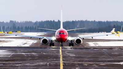 EI-FHM - Boeing 737-8JP - Norwegian