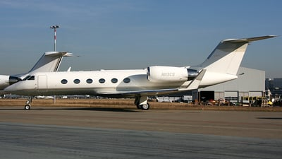 N113CS - Gulfstream G-IV - Private