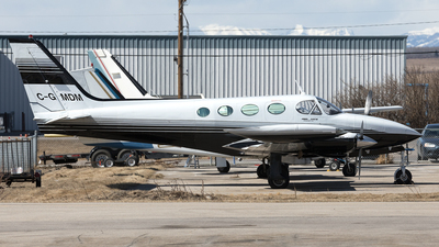 C-GMDM - Cessna 340A - Private