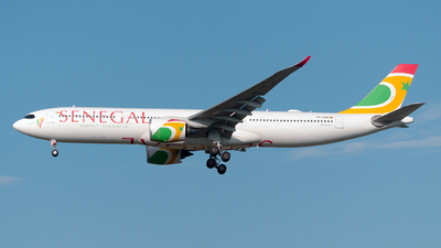 6V-ANB - Airbus A330-941 - Air Senegal