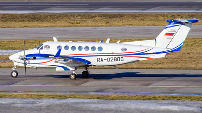 RA-02800 - Beechcraft B300 King Air 350i - Russia - State Enterprise for Air Traffic Servicing (Ukraerorukh)