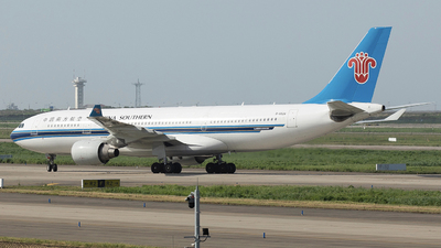 A picture of B6526 - Airbus A330223 - China Southern Airlines - © LANG