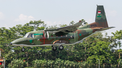 AX-2126 - Indonesian Aerospace NC212i - Indonesian Aerospace