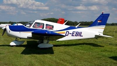 D-EBIL - Piper PA-28-140 Cherokee Cruiser - Private