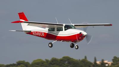 A picture of N346CB - Cessna 210L Centurion - [21060712] - © murmeldeier
