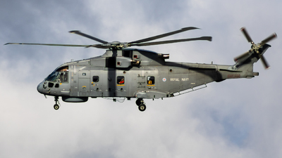 ZH826 - Agusta-Westland Merlin HM.2 - United Kingdom - Royal Navy