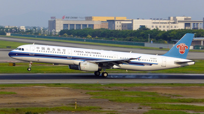 B-6267 - Airbus A321-231 - China Southern Airlines