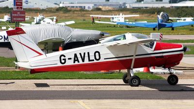 G-AVLO - Bolkow Bo208C Junior - Private
