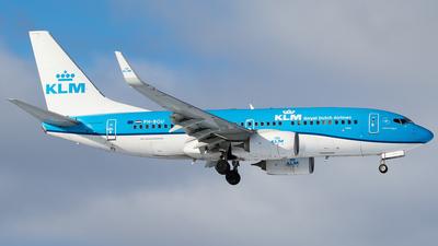 A picture of PHBGU - Boeing 7377K2 - KLM - © Teemu Pesonen