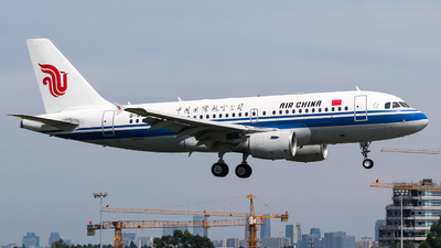 B-6226 - Airbus A319-115 - Air China