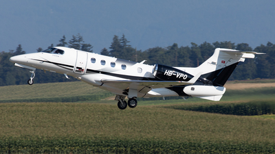 HB-VPO - Embraer 505 Phenom 300 - Speedwings Executive Jet
