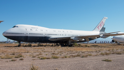 N129TW - Boeing 747-128 - Trans World Airlines (TWA)