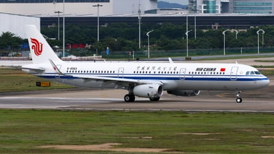 B-8583 - Airbus A321-232 - Air China