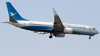 B-5308 - Boeing 737-85C - Xiamen Airlines