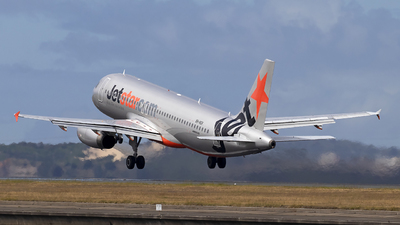 VH-VGV - Airbus A320-232 - Jetstar Airways