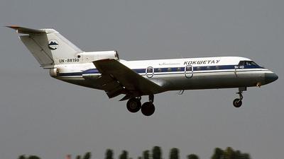 UN-88198 - Yakovlev Yak-40 - Kokshetau Avia