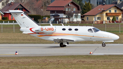 D-IJHO - Cessna 510 Citation Mustang - Private