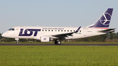 SP-LDH - Embraer 170-100LR - LOT Polish Airlines