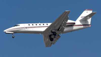 N377QS - Cessna 680 Citation Sovereign - NetJets Aviation