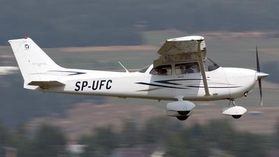 A picture of SPUFC - Cessna 172S Skyhawk SP - [172S10485] - © Łukasz Stawiarz