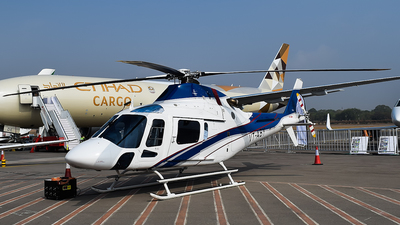 VT-ABY - Agusta-Westland AW-119 - Private