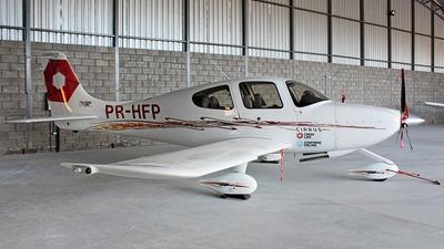 PR-HFP - Cirrus SR20 - ATP Flight School