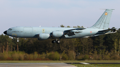 736 - Boeing C-135FR Stratotanker - France - Air Force