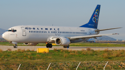 N362AS - Boeing 737-484 - Olympic Airlines