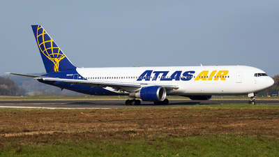 A picture of N641GT - Boeing 76738E(ER) - Atlas Air - © Rainer Spoddig